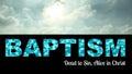 Krst mŕtvy na hriech nažive v kristus