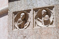 Baptistery of Parma. Emilia-Romagna. Italy. Royalty Free Stock Photo