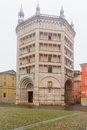Baptistery, Parma Royalty Free Stock Photo