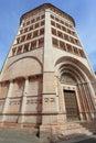 Baptistery of Parma Royalty Free Stock Photo