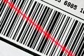 Bar Code Scanner Royalty Free Stock Images