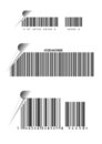 Bar codes Stock Images