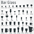 Bar glass Icon