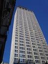 Barão de iguape building modernist corporate at patriarca square são paulo Stock Images