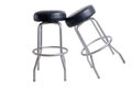 Bar Stools Royalty Free Stock Photo