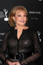 Barbara Walters in the Press Room of the 2012 Daytime Emmy Awards Royalty Free Stock Photos