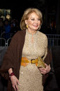 Barbara walters tv news icon and co creator and host of the view arrives on the red carpet for the th annual time gala in new york Stock Image