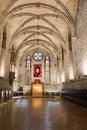Barbazan chapel at Pamplonas cathedral Royalty Free Stock Photo