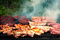 Barbecue Royalty Free Stock Photos