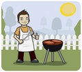 Barbecue Stock Image