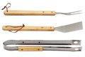 Barbecue tools Royalty Free Stock Photo