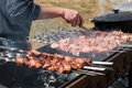 Barbeque grill Royalty Free Stock Photo