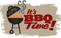 Barbeque Grilling Time Royalty Free Stock Photo