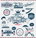 Barber Shop or Hairdresser signs