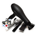 Barber tools - beauty salon accessory Royalty Free Stock Images