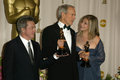 Barbra Streisand,Clint Eastwood,Dustin Hoffman Stock Photo