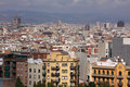 Barcelona area Royalty Free Stock Photos