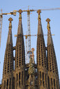 Barcelona Battlo Royalty Free Stock Photography