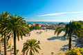 Barcelona, Spain. Stock Images