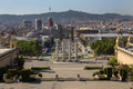 Barcelona - Spain Royalty Free Stock Photography