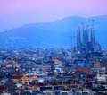 Barcelona, Spain. Royalty Free Stock Image
