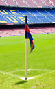 BARCELONA, SPAIN-JUNE 12: Stadium Camp Nou, FC Bar Stock Photo