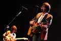 Barcelona spain nov will sheff singer of okkervil river band performs at teatre coliseum stage on november in barcelona spain Stock Images