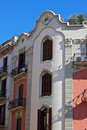Barcelona traditional architecture (Spain) - 15 Stock Photography