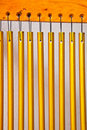 Barchimes percussion Stock Images