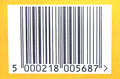 Barcode. Royalty Free Stock Photo