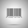 Barcode vector illustration bar code
