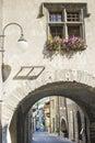 Bard - Medieval village Stock Images