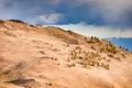 Baren Landscape Royalty Free Stock Photo
