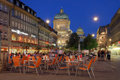 Barenplatz, Bern, Switzerland Stock Photography