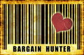 Bargain Hunter Royalty Free Stock Photo