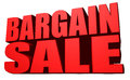 Bargain sale this is a Stock Photography
