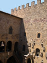 The bargello museum famous of in florence italy Royalty Free Stock Photos