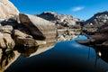 Barker Dam Reflecting Boulders