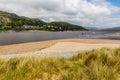 Barmouth wales uk. Royalty Free Stock Photo