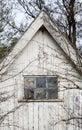 Barn window Royalty Free Stock Photo