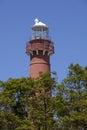 Barnegat Light Lighthouse, New Jersey Royalty Free Stock Photo