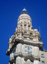 Barolo palace eclectic architecture in buenos aires Stock Photo