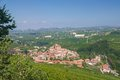 Barolo in Piedmont Stock Photos