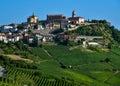 Barolo Piedmont Italy Royalty Free Stock Photo