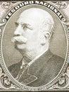 Baron of Rio Branco portrait Royalty Free Stock Photo