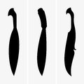 μαχαίρι barong Στοκ φωτογραφία με δικαίωμα ελεύθερης χρήσης