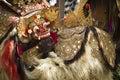 The Barong Dance Royalty Free Stock Photo