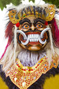 Barong Dance show Royalty Free Stock Image