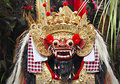 Barong Dance show Royalty Free Stock Photos