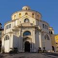 Cathedral of Saint Vitus, Rijeka, Croatia Royalty Free Stock Photo